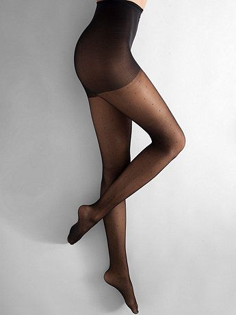 Sheer pantyhose for african american