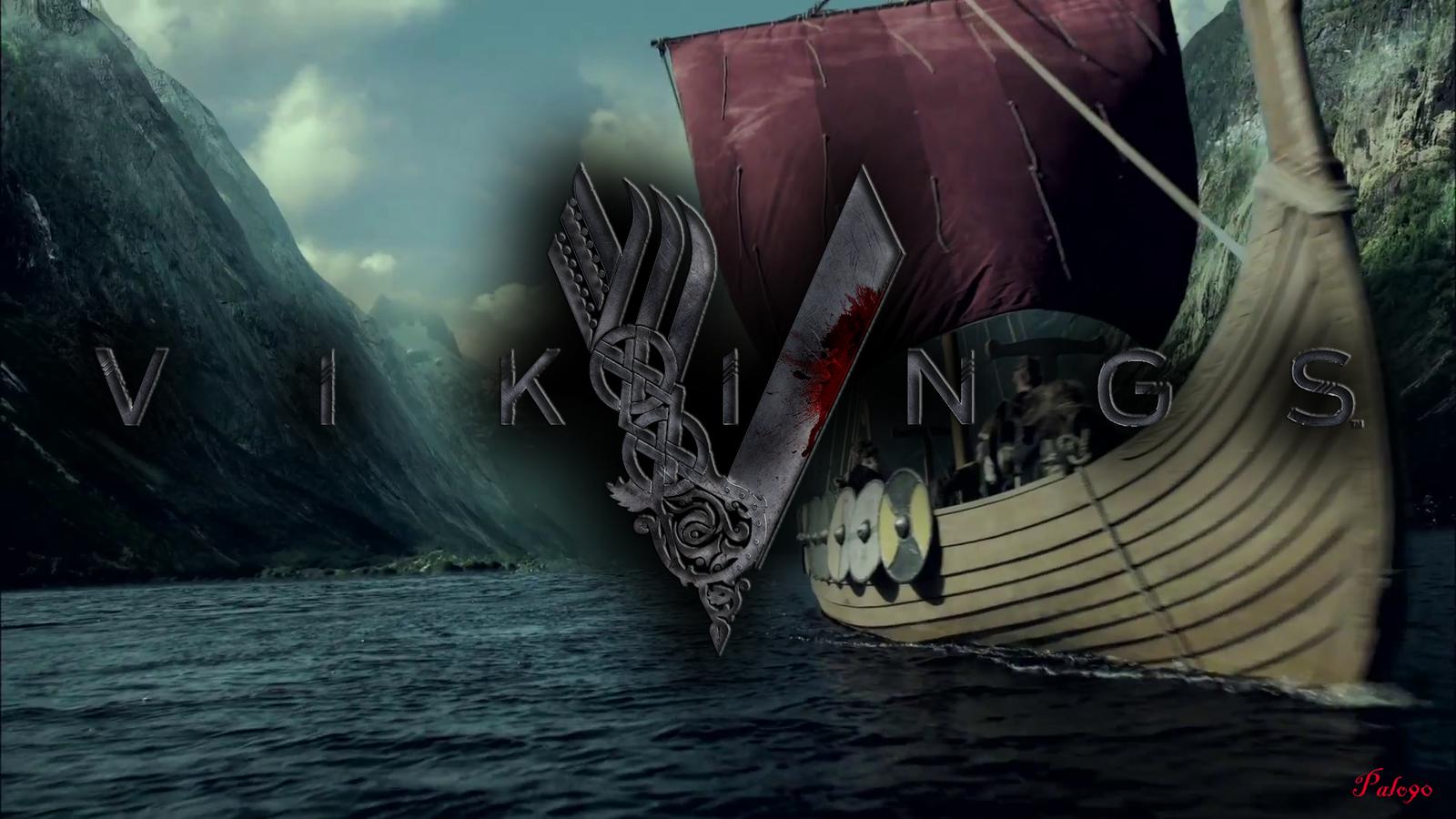 Pin By Tai Tai On Vikings Viking Wallpaper Vikings