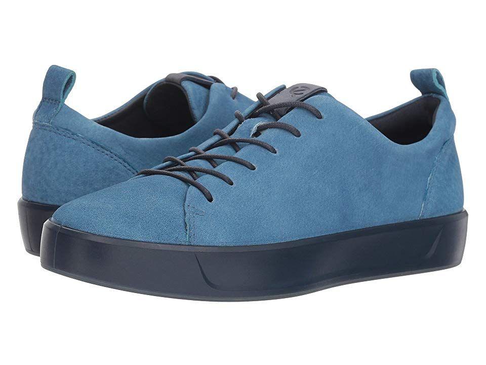 ECCO Soft 8 Sneaker (Indigo 7 Blue