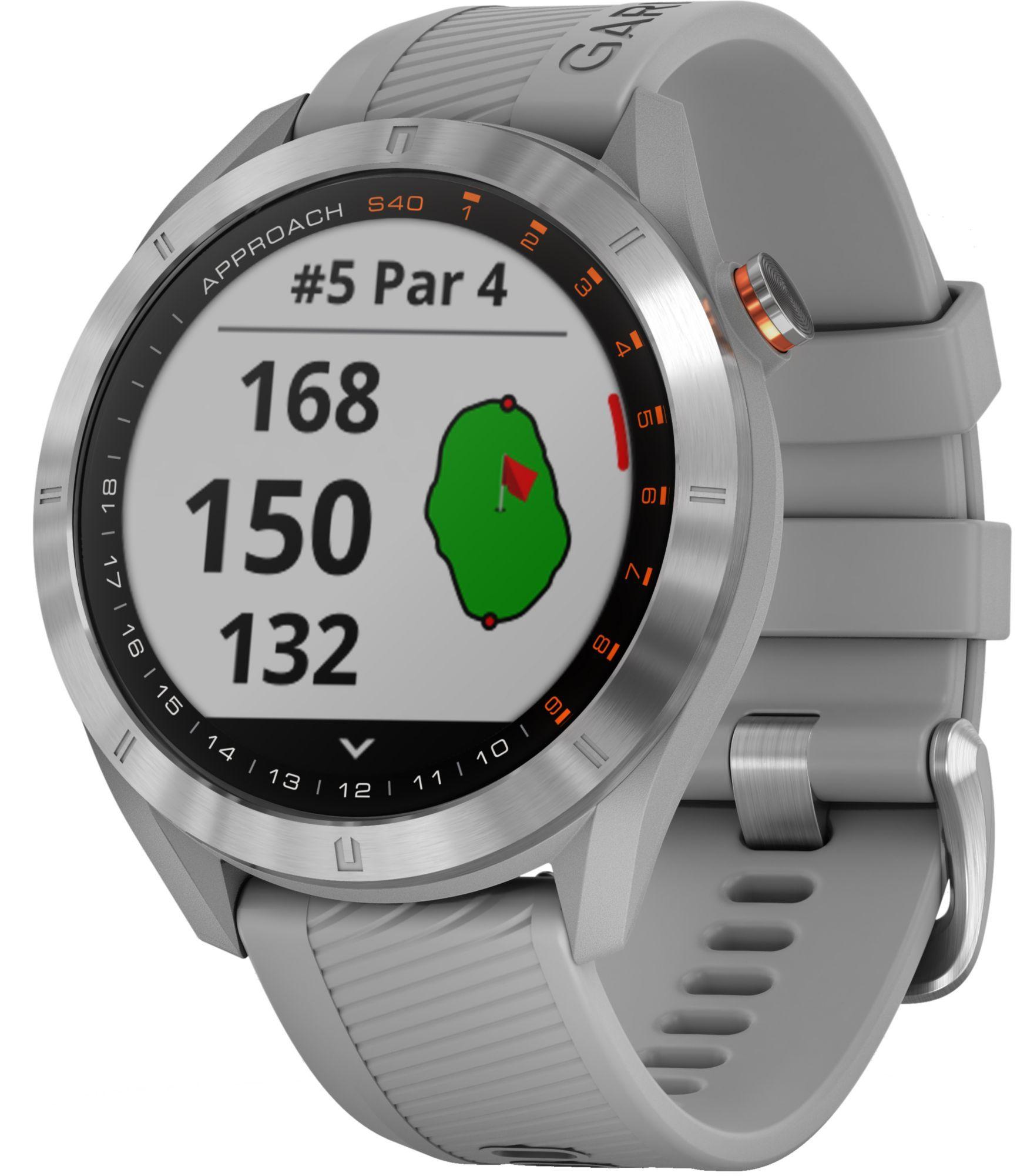 Garmin Approach S40 Golf GPS Watch Golf gps watch