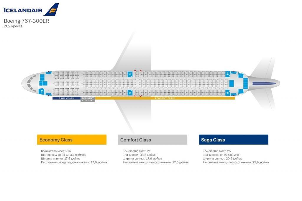 Icelandair Seating Chart