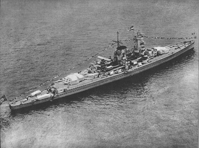 What To Do With The Recovered Graf Spee Statue Heavy Cruiser