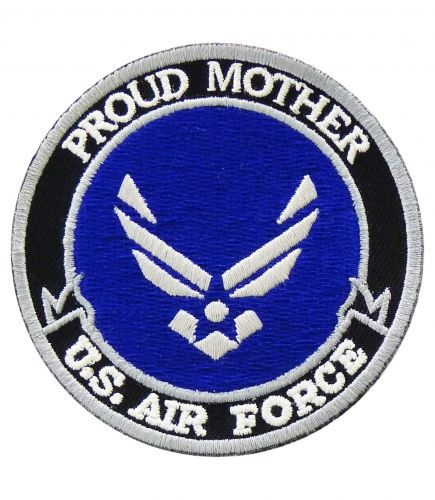 Us Airforce Mothers United States Air Force Wings Symbol In An