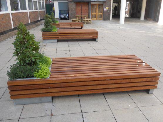Outdoor Modern Bench Designs Google Search Sara S