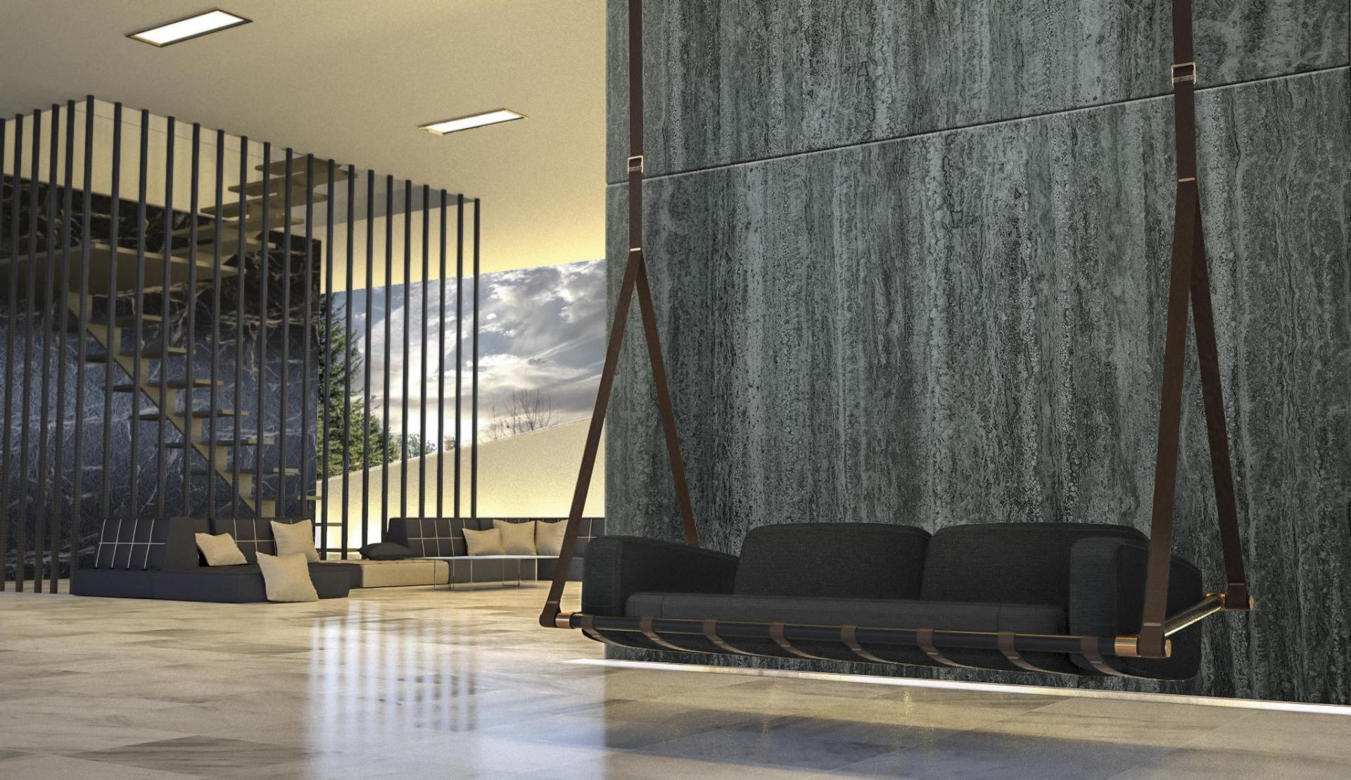 Bon Fable Hanging #Sofa   Myface / Outdoor Furniture Design | #hangingsofa  #outdoorfurniture