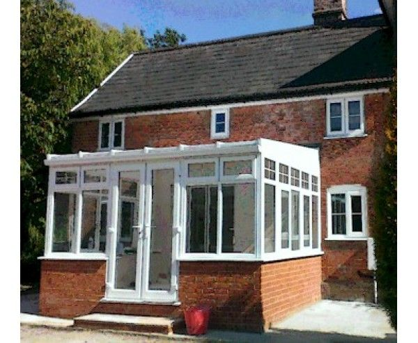 Diy Lean To 3 5m X 4 5m Conservatory On Dwarf Walls Best Price Online Lean To Conservatory Lean To Diy Conservatory