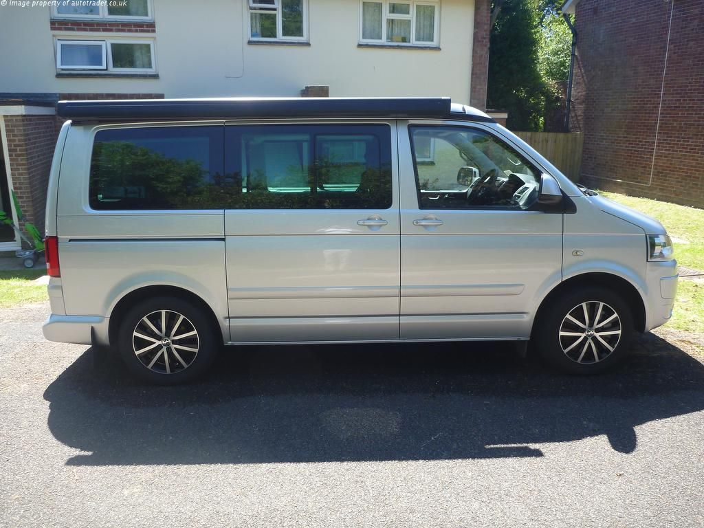 VOLKSWAGEN CALIFORNIA 20 BITDI SE 180 4DR 4MOTION Estate For Sale In Newquay