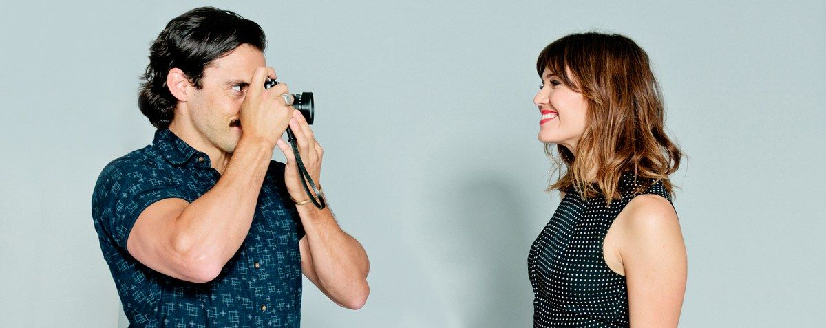 Mandy Moore and Milo Ventimiglia Open Up About That Nude Scene in This Is Us | Glamour