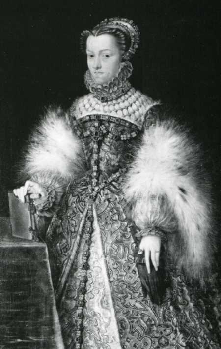 Elisabeth von Österreich Queen of France-Geboren am:  5.6.1554 Gestorben am:  22.1.1592 Vater:  Kaiser Maximilian II. (1527-1576) Mutter:  Maria (1528-1603), eine Tochter von Kaiser Karl V. († 1558) Gatte:  König Karl IX. von Frankreich († 1574), Heirat am 26.11.1570 Kind:  Elisabeth Marie (oder Marie Elisabeth), geboren am 27.10.1572, gestorben am 2.4.1578