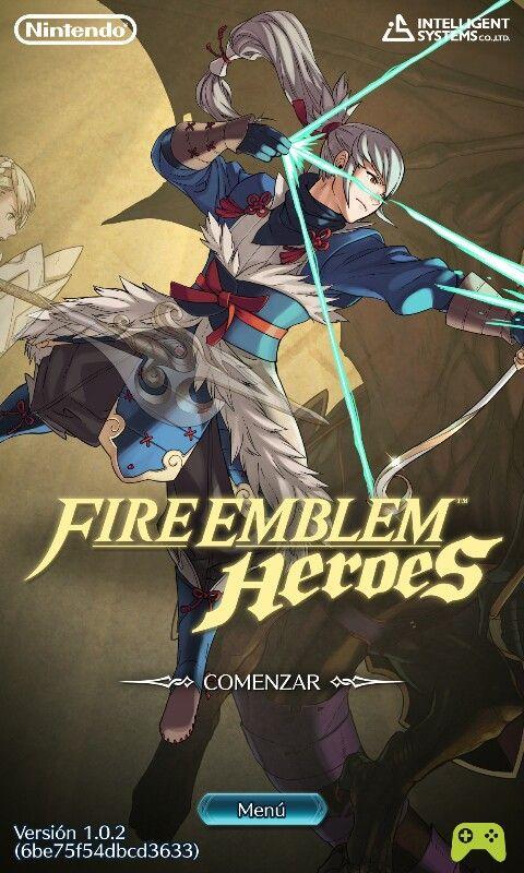 Fire Emblem Heroes: Takumi (from Fire Emblem Fates)