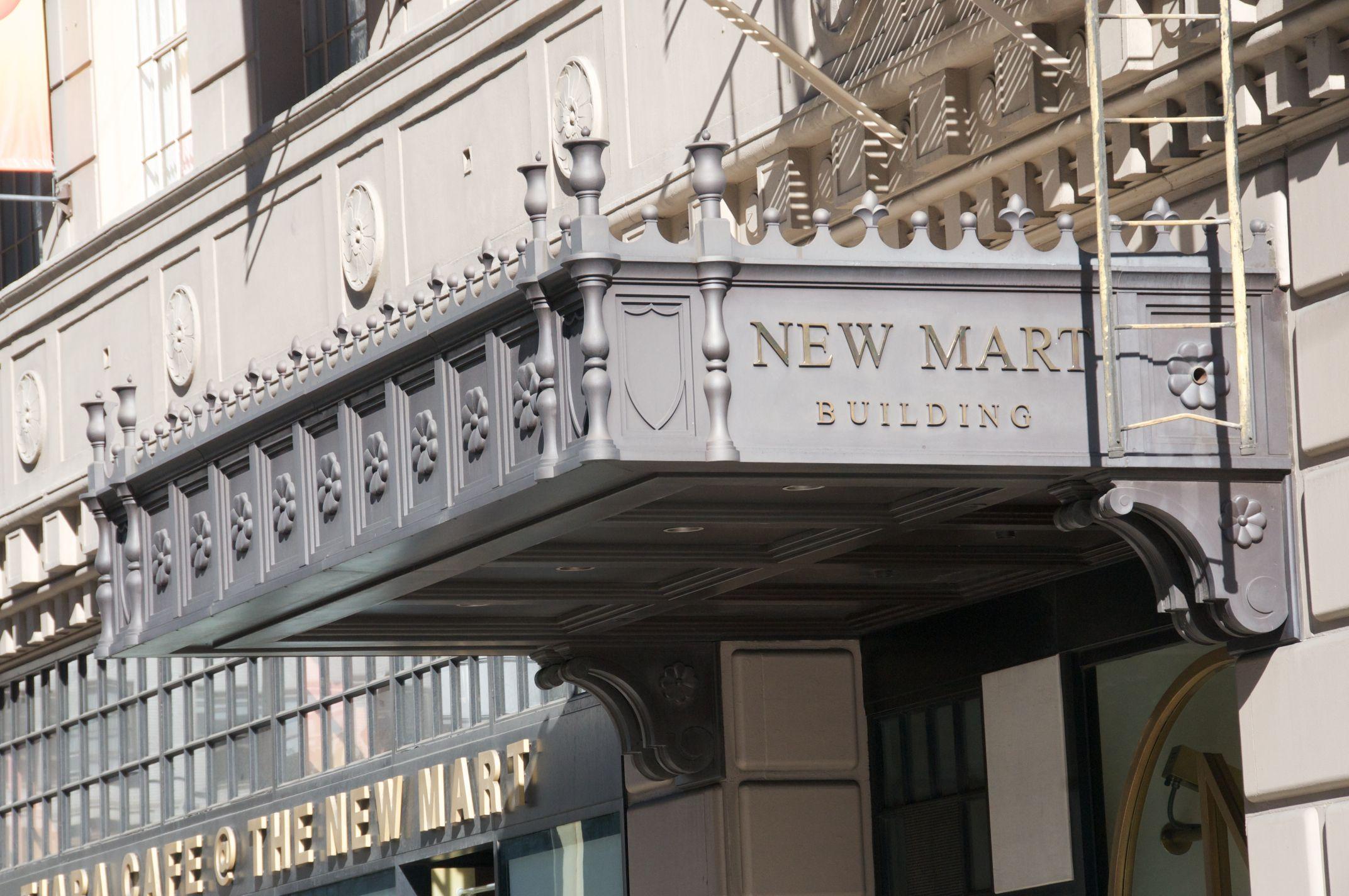 The New Mart Building La Fashion District Photo By Gary Leonard Building La Fashion District Beautiful Architecture