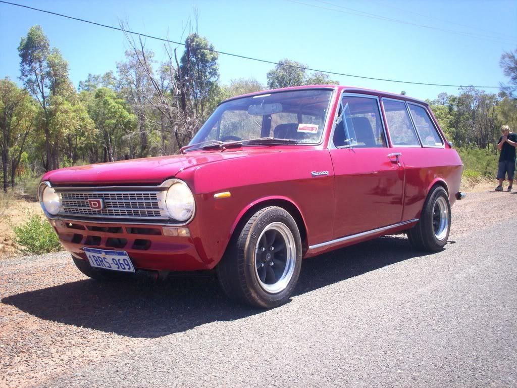 1968 Datsun 1000 Wagon VB10 | WagHoons | Pinterest ...