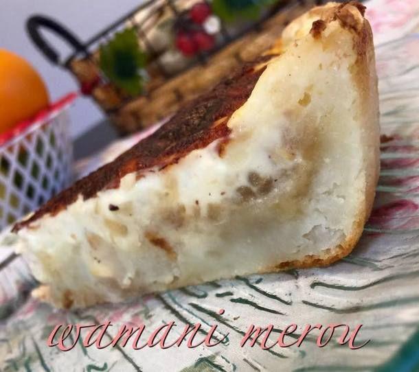 Tarte sal e sans pate au poulet et pomme de terre - Recette de cuisine quiche au poulet ...