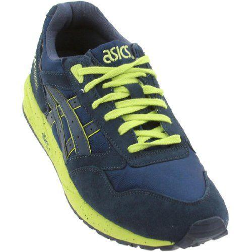 70cab9e5fc3ef ASICS Mens GelSaga Navy 105 Running Athletic H137K5151 *** Click ...