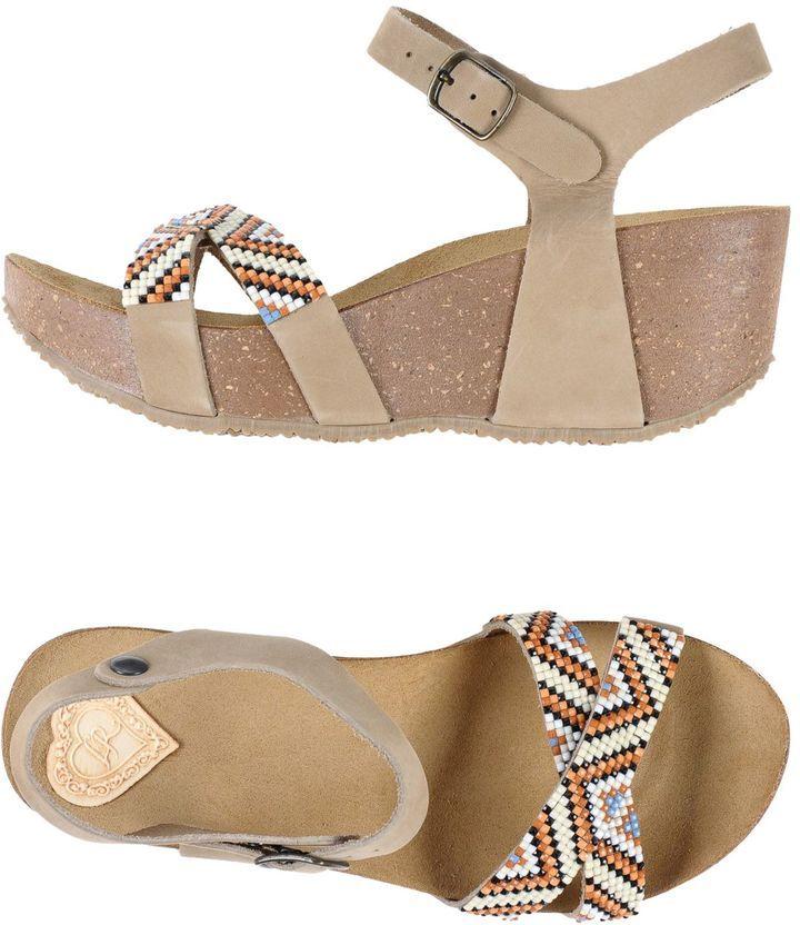 FOOTWEAR - Sandals Ldir EDezwA