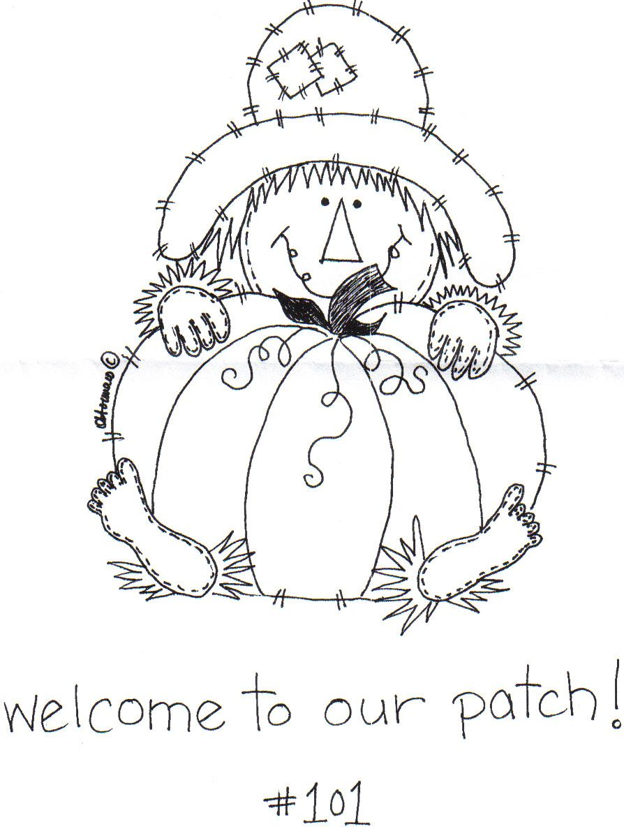 pumpkin patch painted jar - Halloween Safety Worksheets