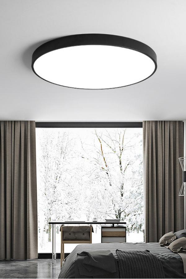 Led Ceiling Light Modern Panel Lamp Lighting Fixture Surface Mount