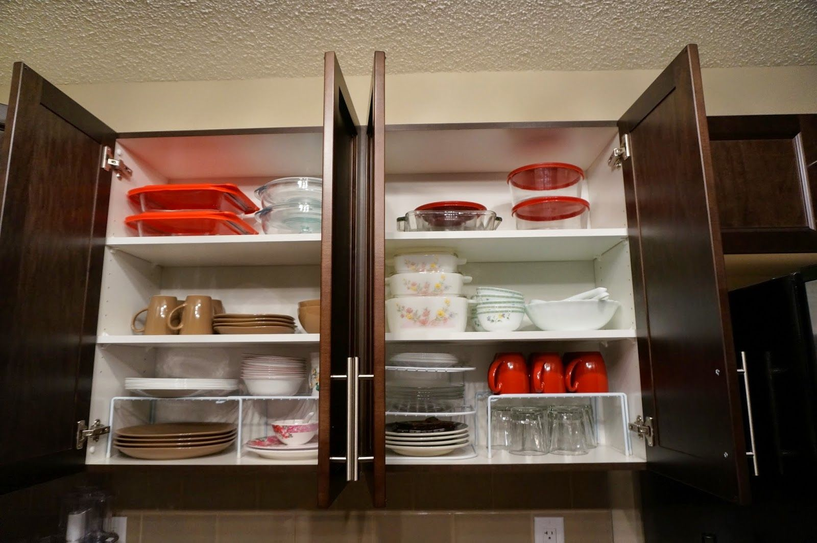 Best Way To Organize Small Kitchen Cabinets