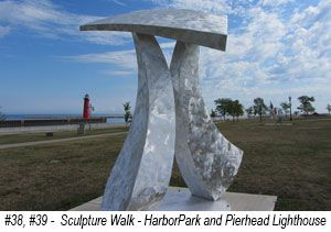 Kenosha Area Convention and Visitors Bureau shares 101 Things to See and Do in Kenosha area! | Carrie Steinweg for Midwest Traveler | June 21, 2014