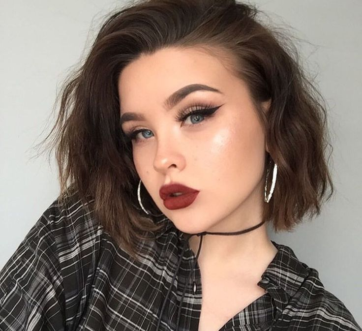 Tayloramymcds Make-up-Look von Instagram. #makeuptrends