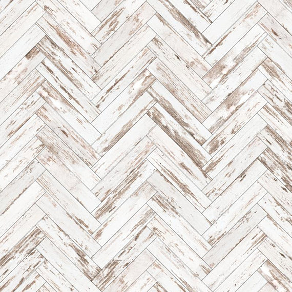 Wooden Herringbone Removable Wallpaper Etsy Herringbone Wallpaper Wooden Wallpaper Herringbone Wall