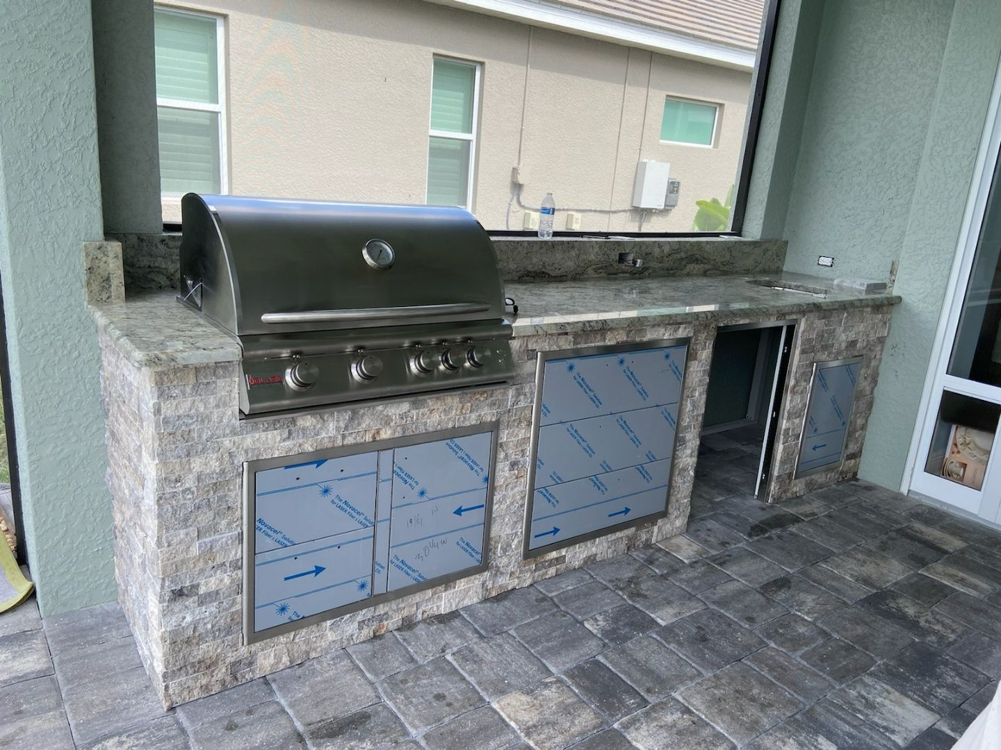 Outdoor Kitchens Fort Myers Florida