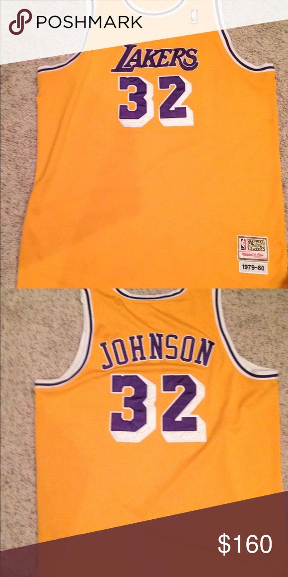 Magic Johnson Lakers Jersey Magic Johnson Lakers Magic Johnson Jersey