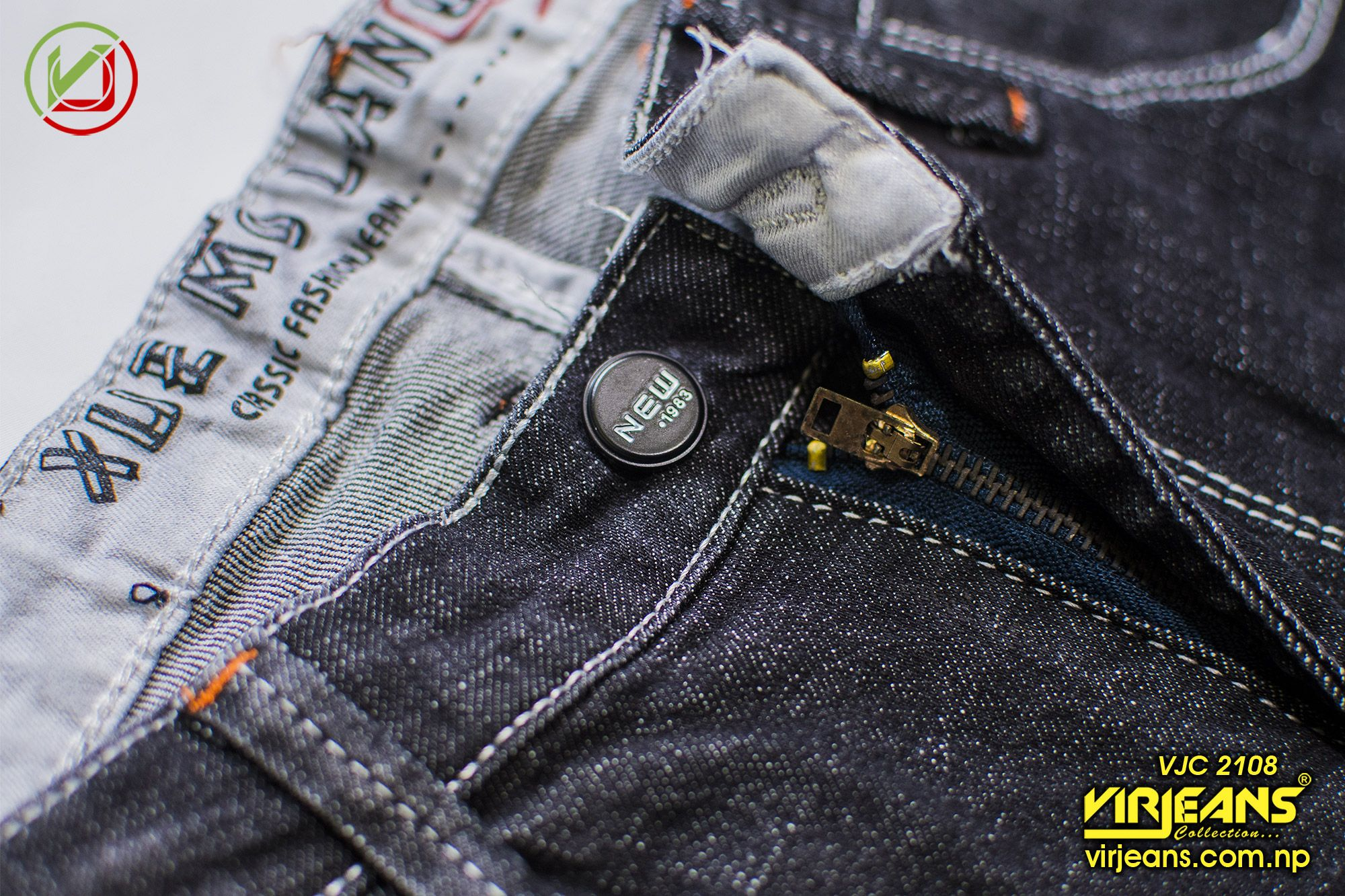 Virjeans - Chinese choose pantonline shopping nepal clothes
