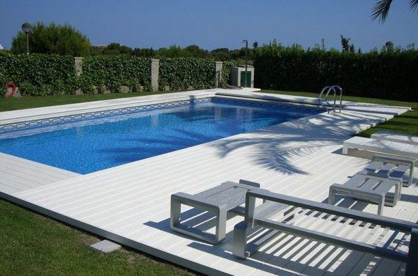 Tarima exterior tecnol gica parkhouse studio tarima for Tarima piscina