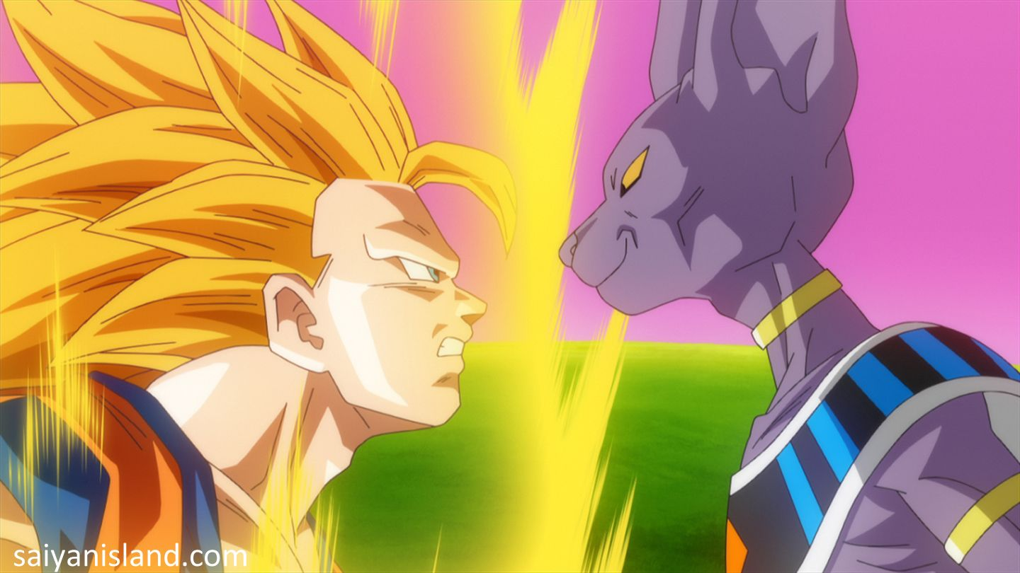 Image result for beerus ver ss3 goku