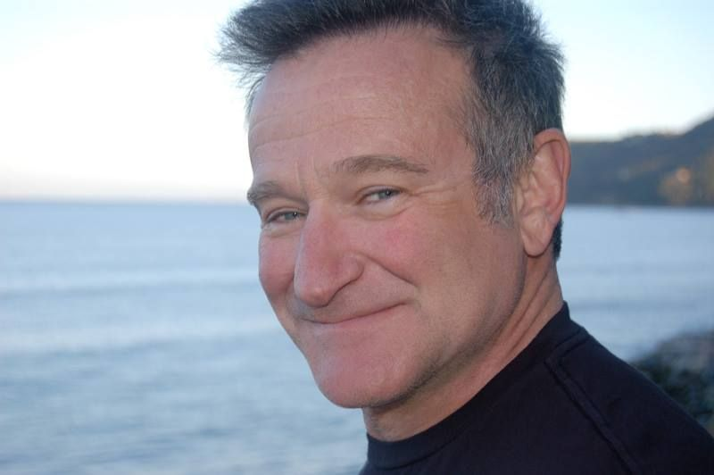 Robin Williams. RIP 08/11/14