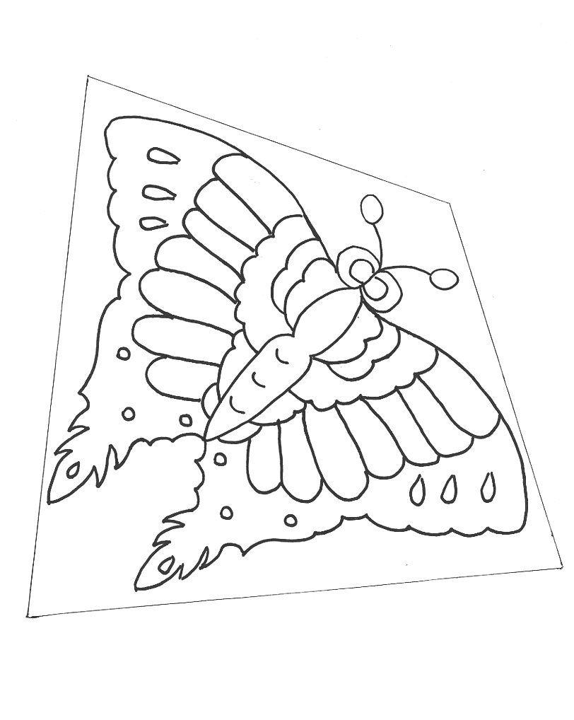 Kite Template Printable