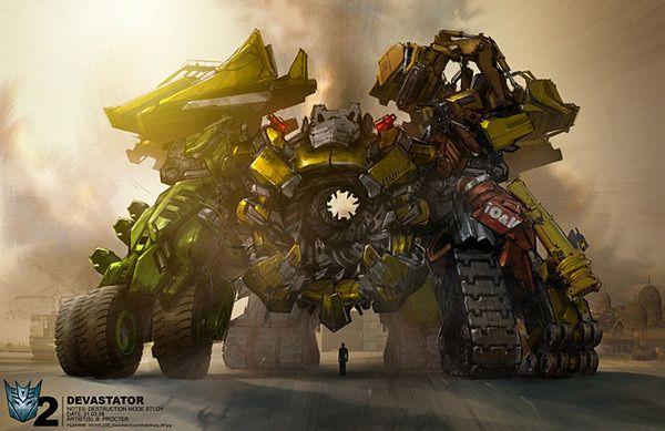 41++ Transformers2 devastator information