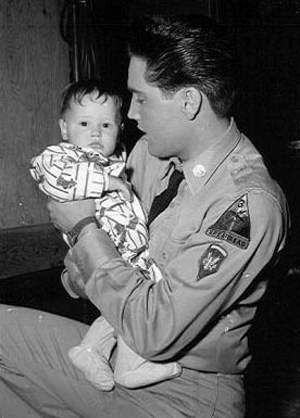 With The Baby Appearing In G I Blues Spring 1960 Elvis Today