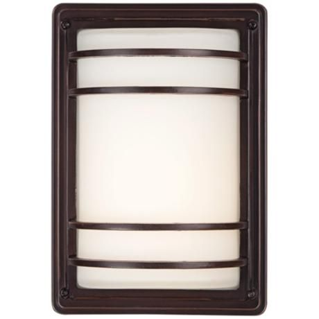 Habitat collection 11 high indoor outdoor led wall light habitat collection 11 high indoor outdoor led wall light mozeypictures Images