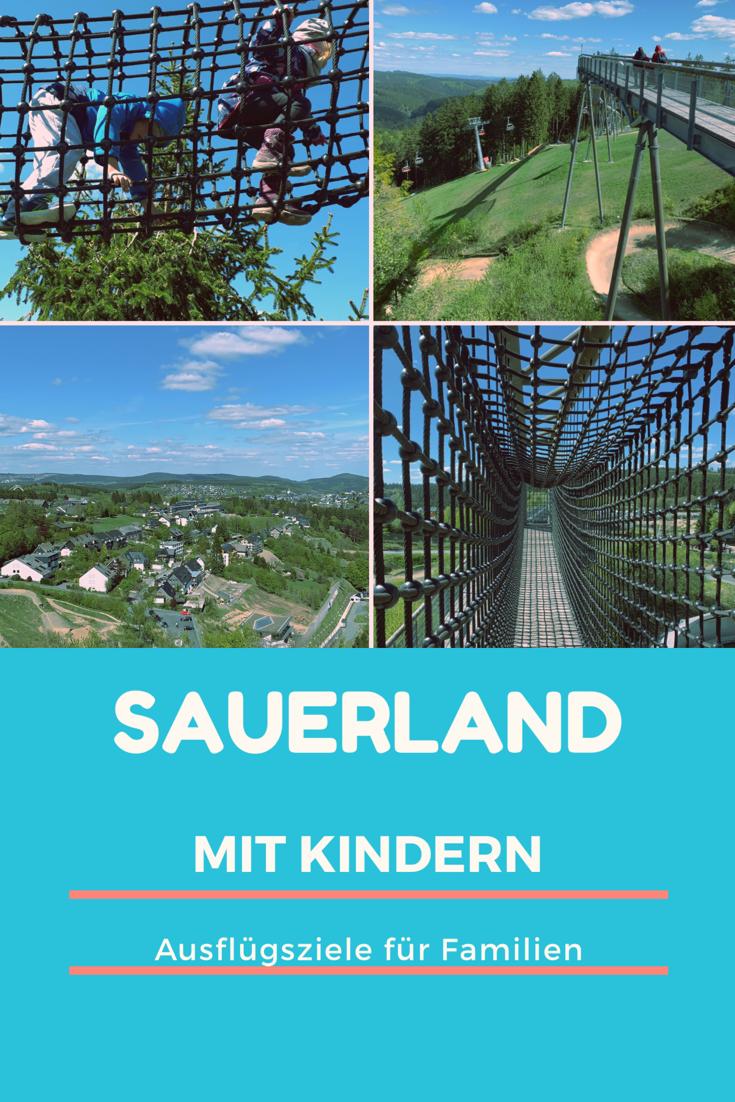 Destinos de excursiones para Sauerland con niños