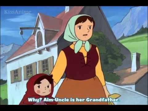Youtube Heidi Cartoon Heidi Japanese Movies