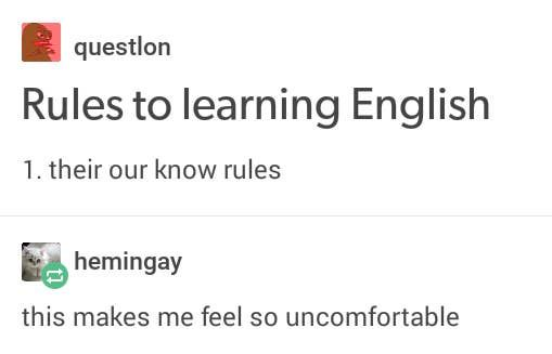17 Hilarious Tumblr Posts That Will Make You Question Everything You Know About Language