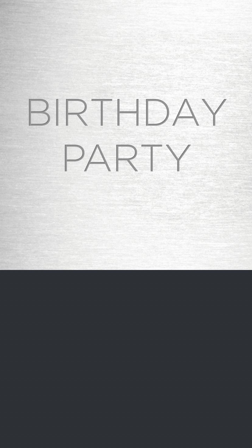 Evite Mobile   birthday invitation   Pinterest   Birthdays