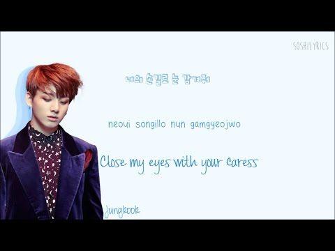 BTS (방탄소년단) Blood Sweat and Tears Lyrics (피 땀 눈물) Han|Rom|Eng Color Coded - YouTube
