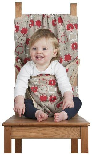 Totseat Portable Child Seat Apple Kids Seating Portable High Chairs Travel High Chair