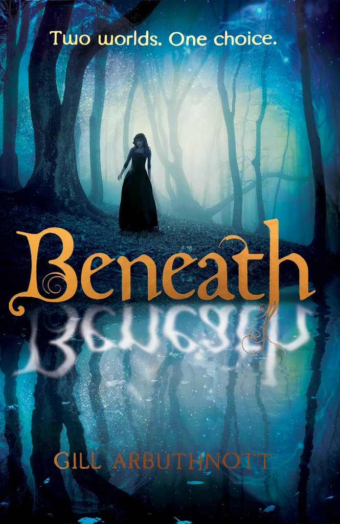 Beneath by Gill Arbuthnott (With images) Movie posters