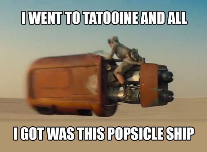 Hilarious Star Wars The Force Awakens Meme Compilation Pics Star Wars Humor Funny Star Wars Memes Star Wars Memes
