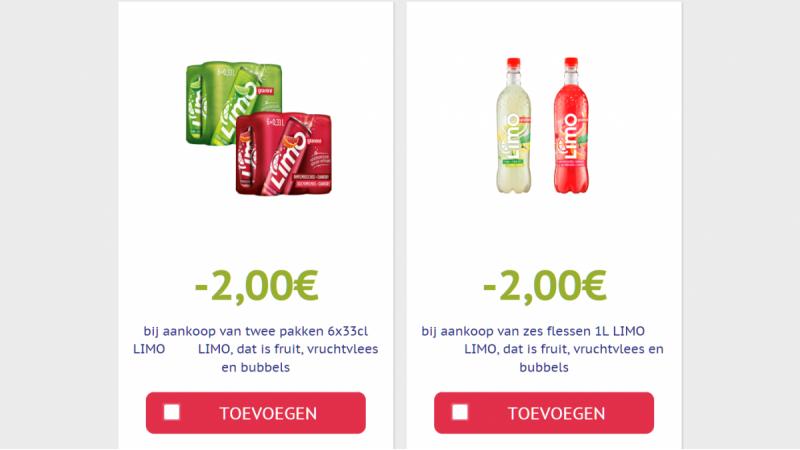 Sodexo4you: Limo   Bonnenwereld