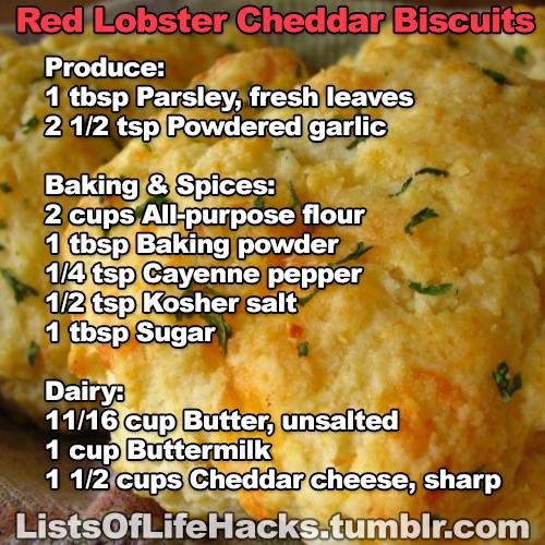Red Lobster Biscuits Meme
