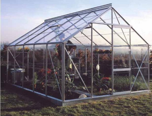 serre juliana de plus de 10m en verre tremp serres et jardin d 39 hiver pinterest serre. Black Bedroom Furniture Sets. Home Design Ideas
