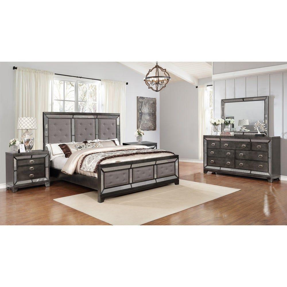 Best Quality Furniture Victoria 5 Piece Bedroom Set In 2020 Bedroom Set 5 Piece Bedroom Set Bedroom Furniture Sets