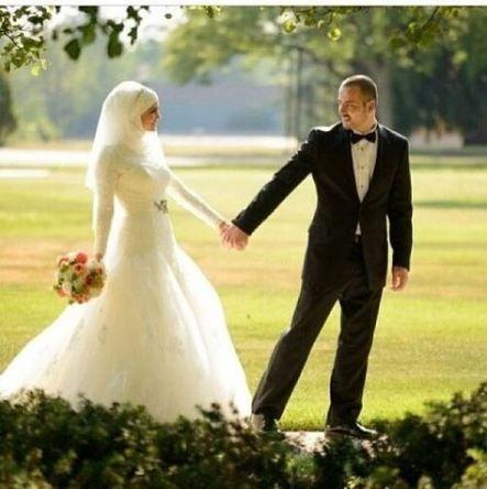 55 Trendy Wedding Couple Muslim Bride Groom