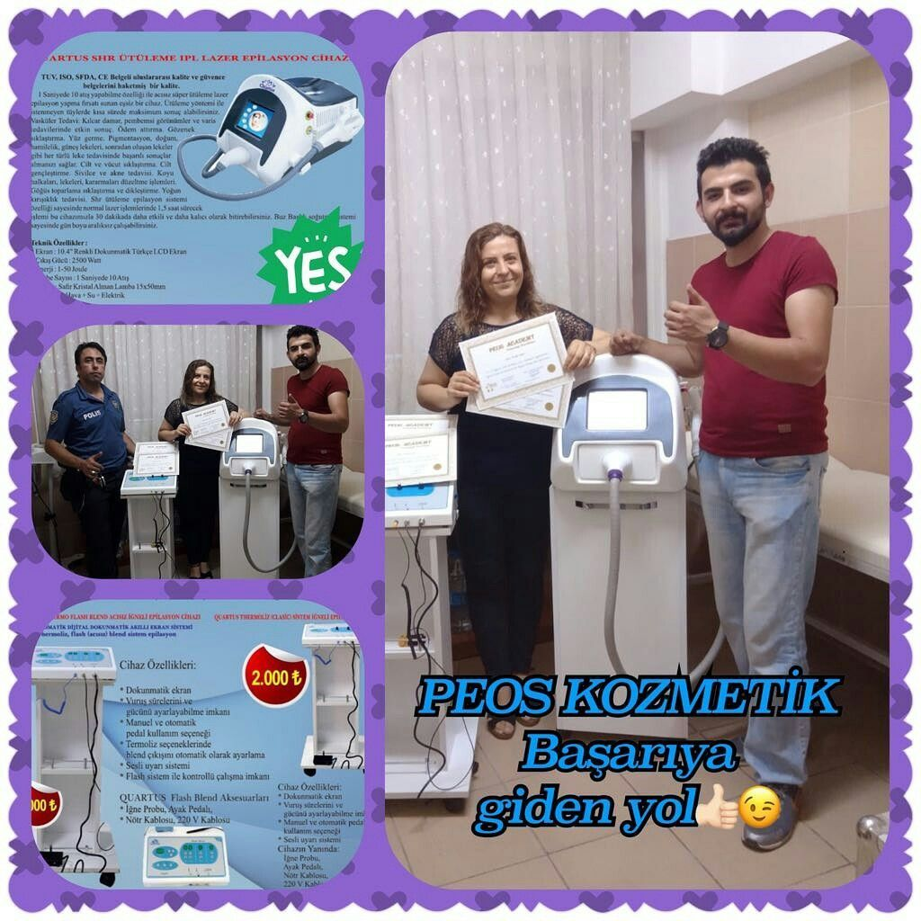 Photo of #Quartus # IceCapperLaser Hair Removal # buzbaşlıkzer # Beauty …