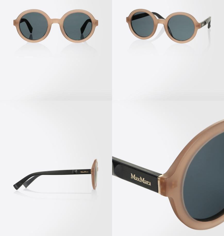 #MaxMara Coleção Tailor. Inspiração vintage! #premiumopticas #sunglasses  #oculosdesol #vintage